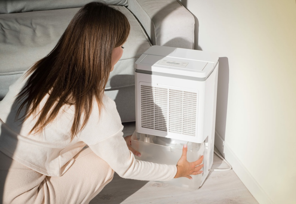 Dehumidifier Improve Indoor Air Quality