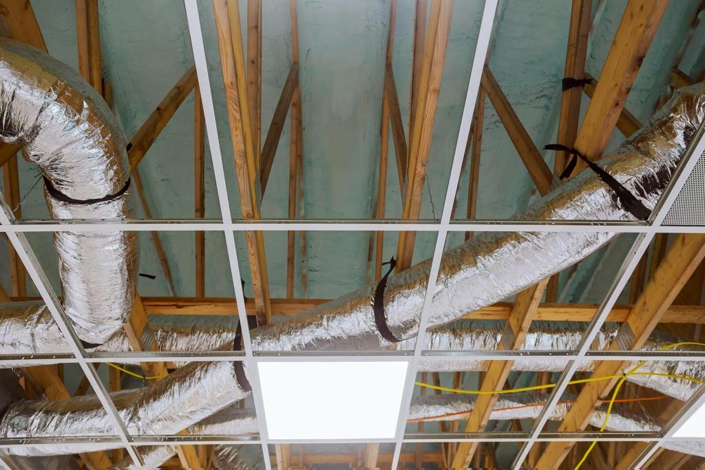 HVAC Ductwork Installation